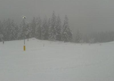 Nevicate sulle piste