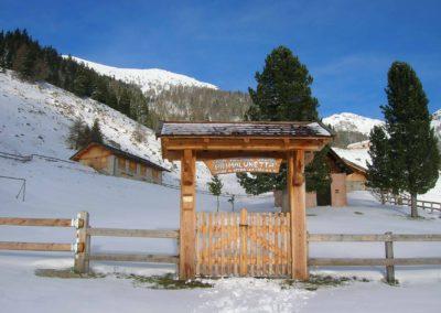 Casa-Vacanze-Gruppi- Primalunetta-accoglienza-inverno