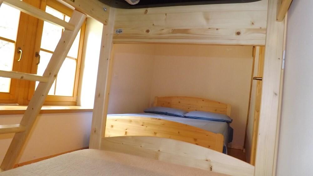 Casina forestale val campelle - Televisione in camera da letto si o no ...