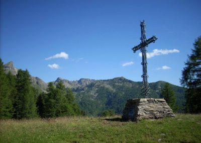 Croce - alpini - Scurelle