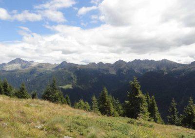 Panorama - Gruppo - Rava - Cima - d'Asta
