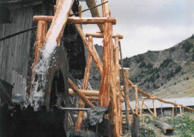 Ruota - Malga - Montalon